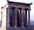 The Temple of Athena Nike