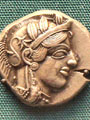 Early Athenian coin